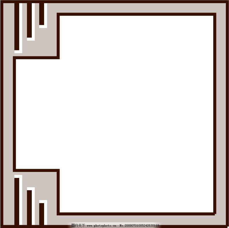 ppt 背景 背景图片 边框 模板 设计 相框 800_797