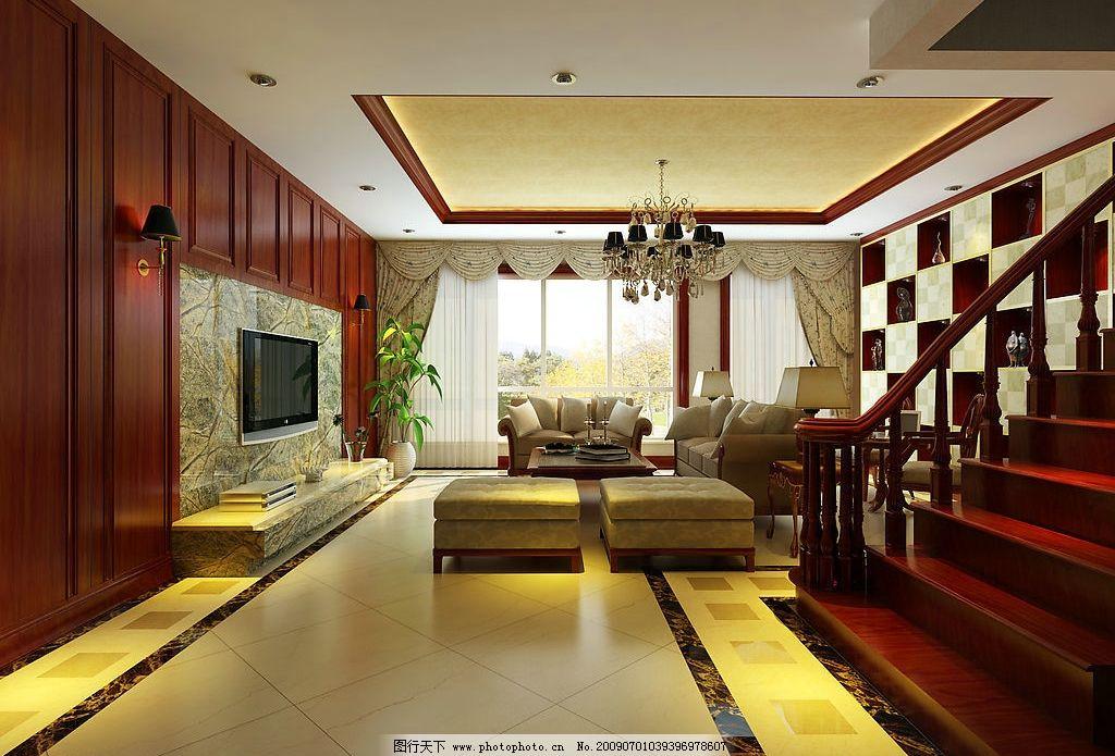 室内设计 欧式 建筑园林 室内摄影 摄影图库