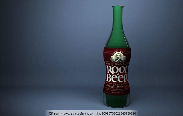 酒瓶效果素材 酒瓶 酒 洋酒 红酒 瓶子 玻璃 玻璃瓶 塑料 塑料瓶 贴图