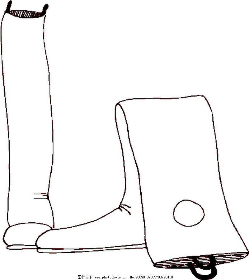 服装饰物 鞋子