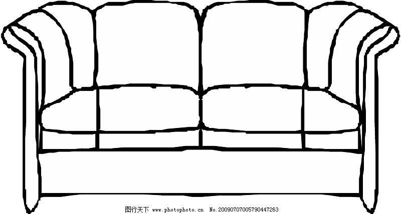 手绘灯单体线稿