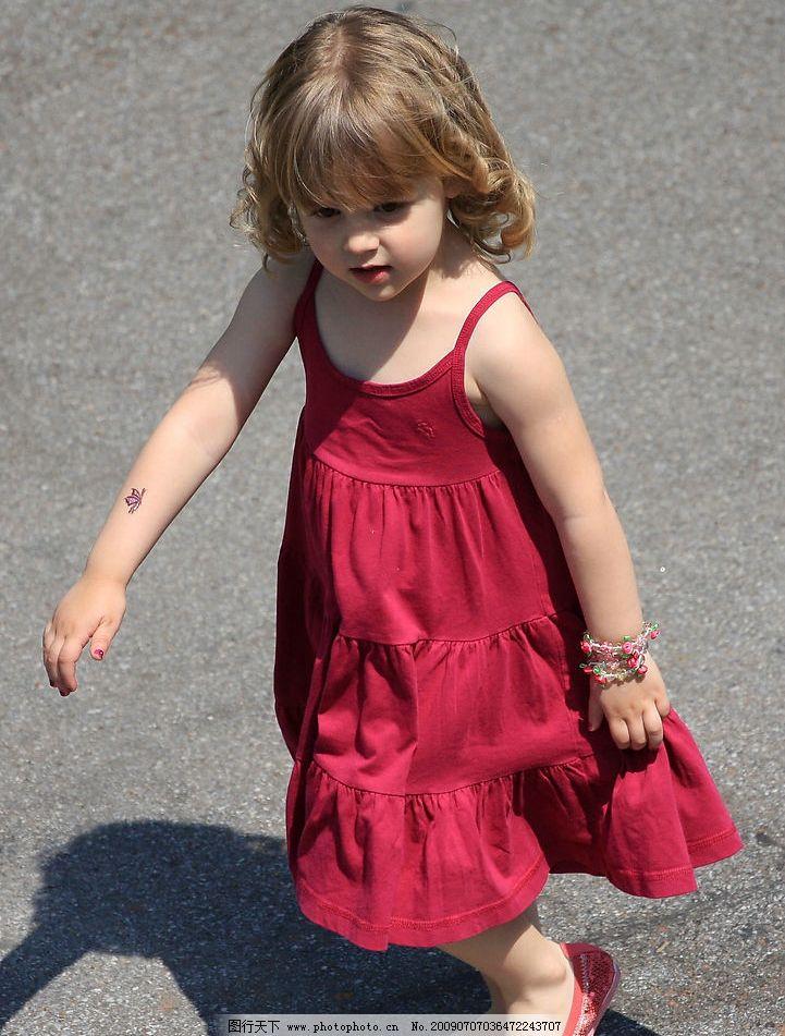 洋妞儿 外国小女孩 可爱的小女孩 人物图库 儿童幼儿 摄影图库 72dpi