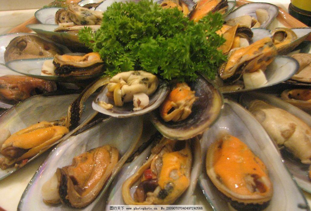 海鲜食物图片