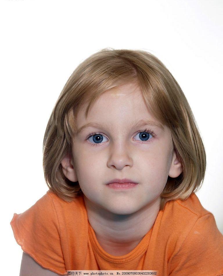 外国儿童 外国男孩 可爱的小女孩 人物图库 儿童幼儿 摄影图库 72dpi