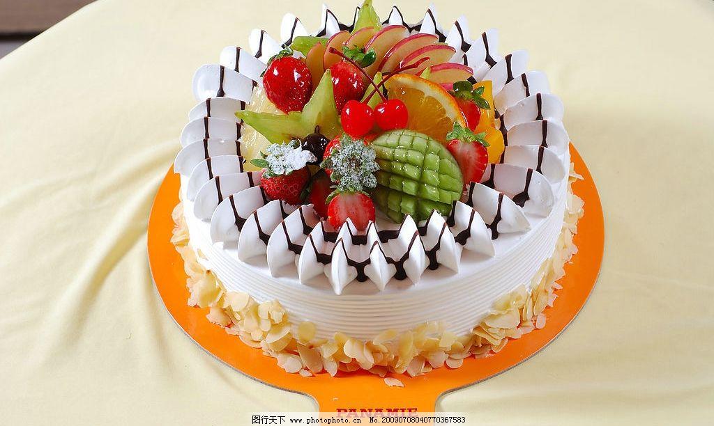 韩国蛋糕图片