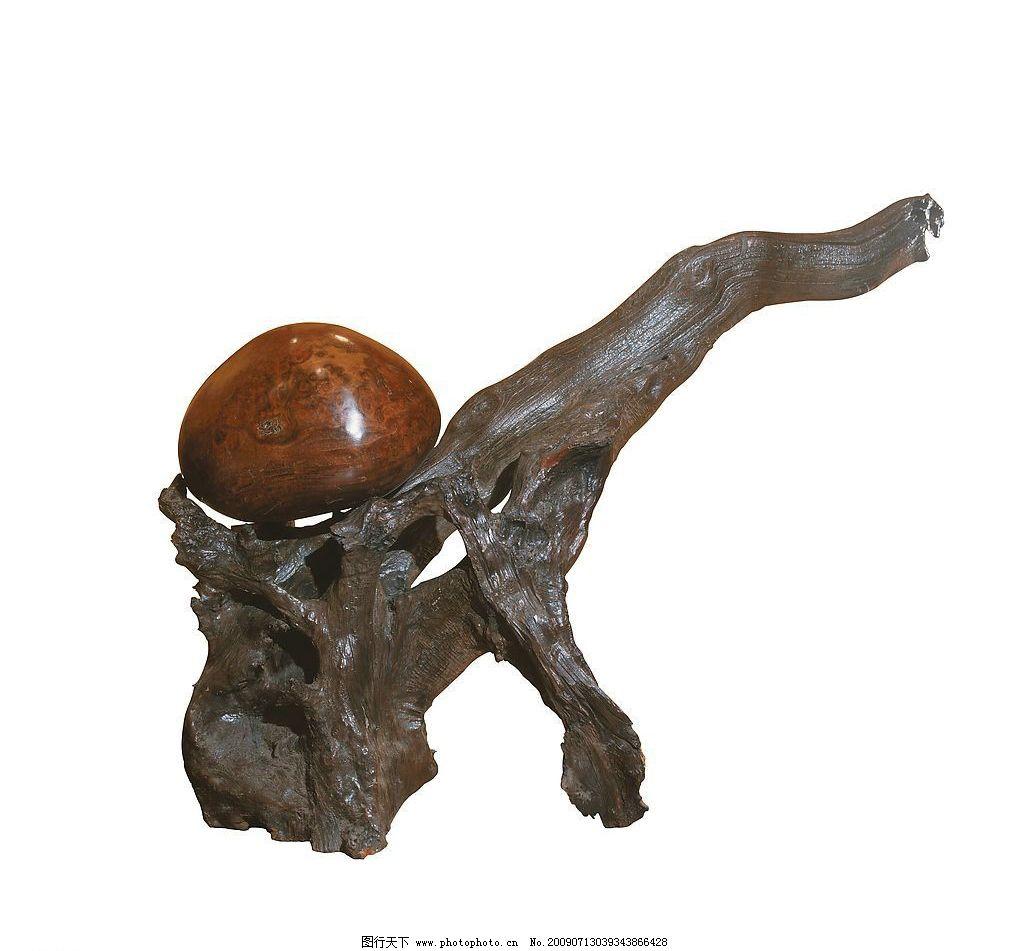 工艺家私 室内装饰 木雕 石雕 摆设 建筑园林 室内摄影 摄影图库