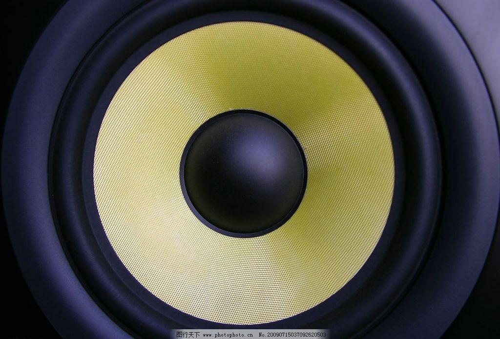 音响视听喇叭 音响视听 耳机 麦克风 喇叭 生活百科 生活素材 摄影