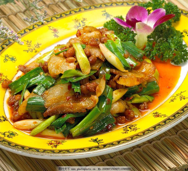红苕豆豉回锅肉 快餐 美食 美味 餐饮美食 中餐 其他 摄影图库