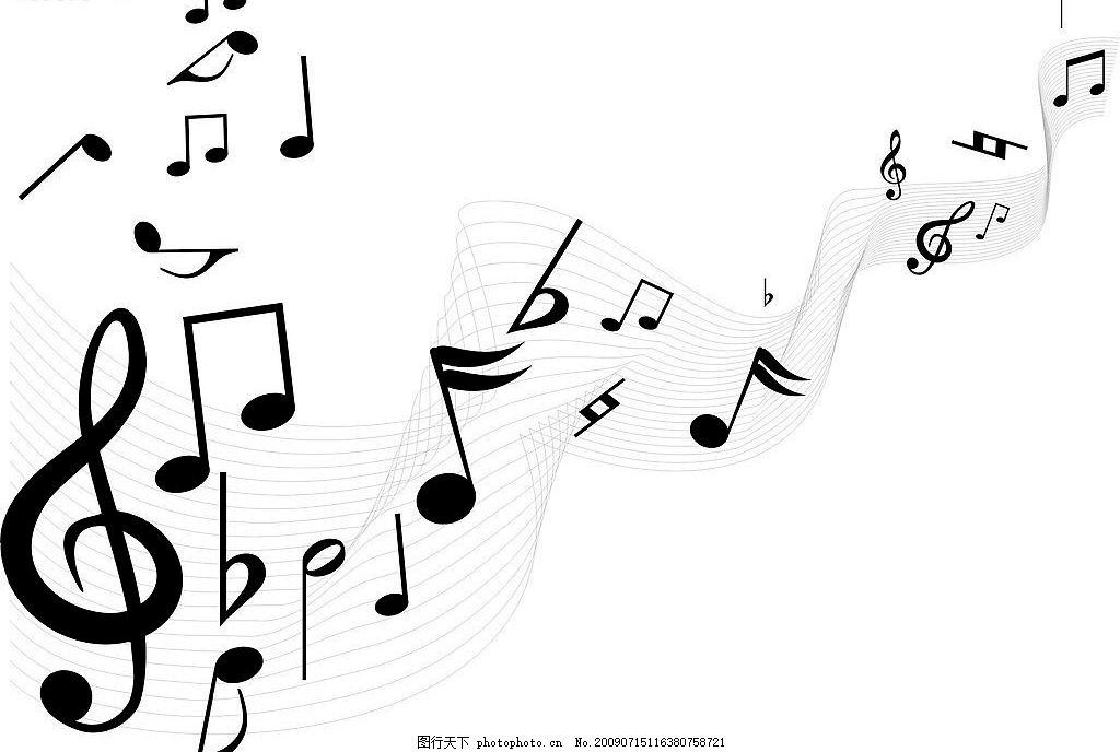 简笔画音符步骤方法