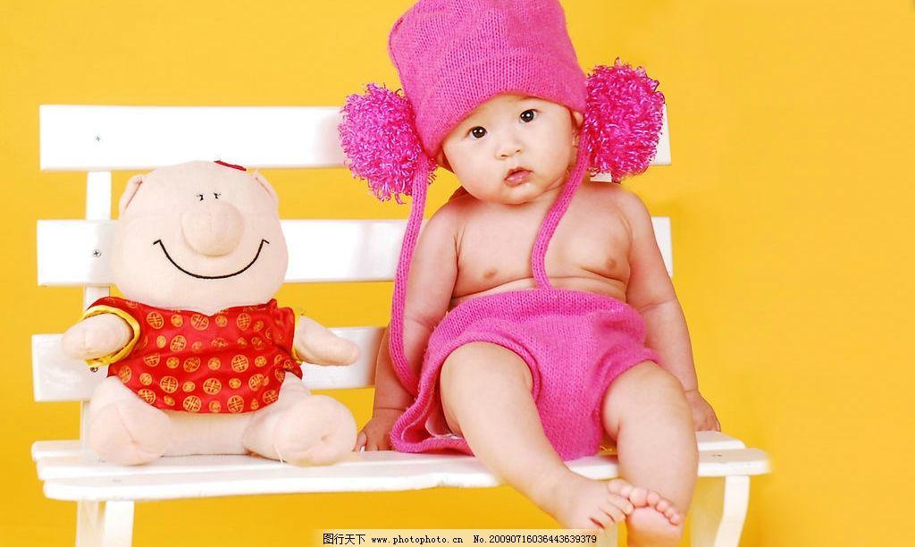 摄影图库 人物图库 人物摄影  婴儿清晰大图 儿童摄影 可爱的小宝宝
