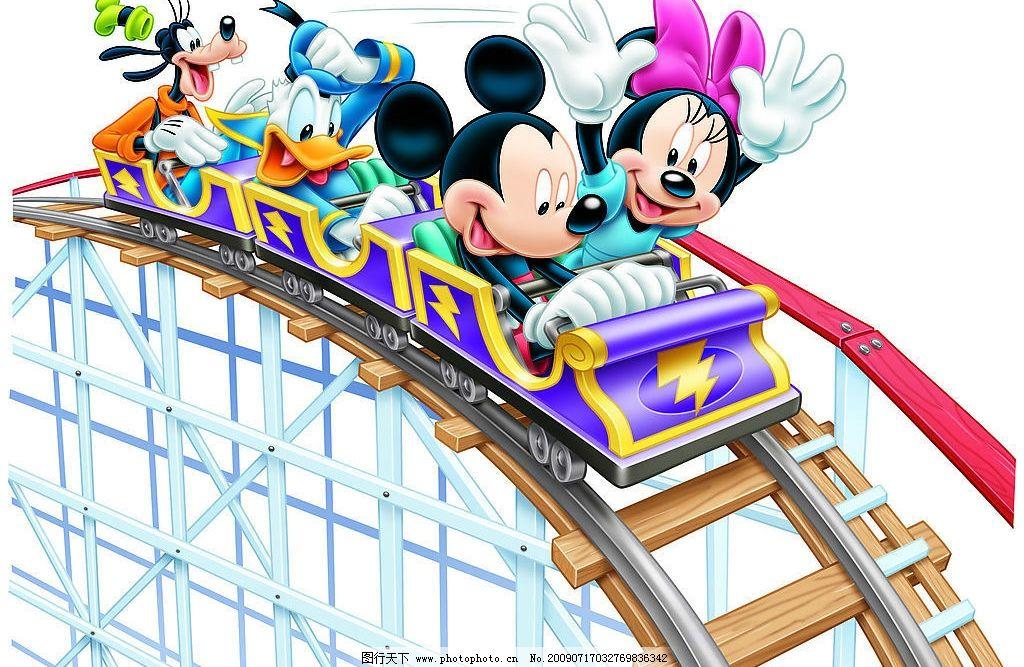 迪士尼游乐园2图片
