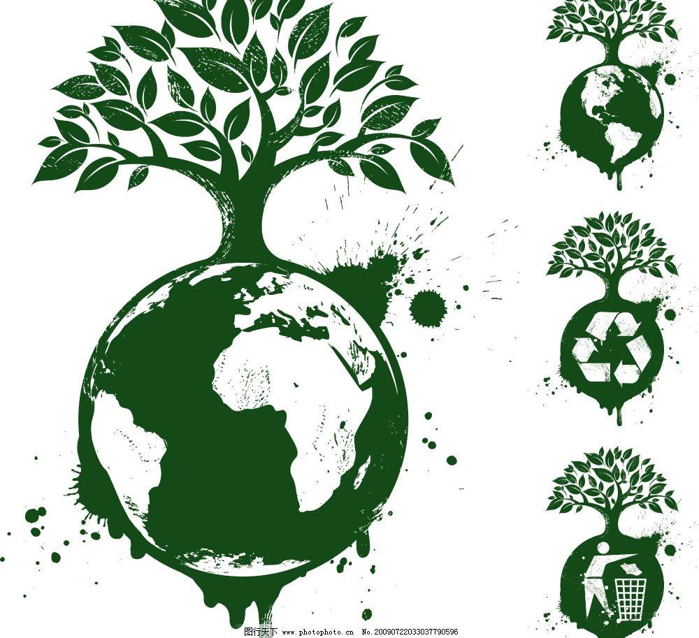 地球树图片大全大图