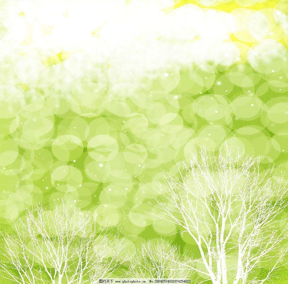 朦胧光晕 玻璃移门图案 花案 底纹边框 花边花纹 设计图库 jpg