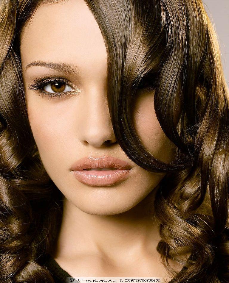 时尚美女 美容美发 美女 女性人物 人物头像 人物 人物图库 女性女人
