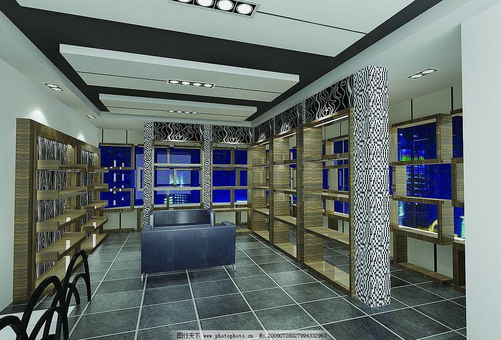 室内时尚效果图db 室内效果图 灯 沙发 天花板 地板 环境设计 设计