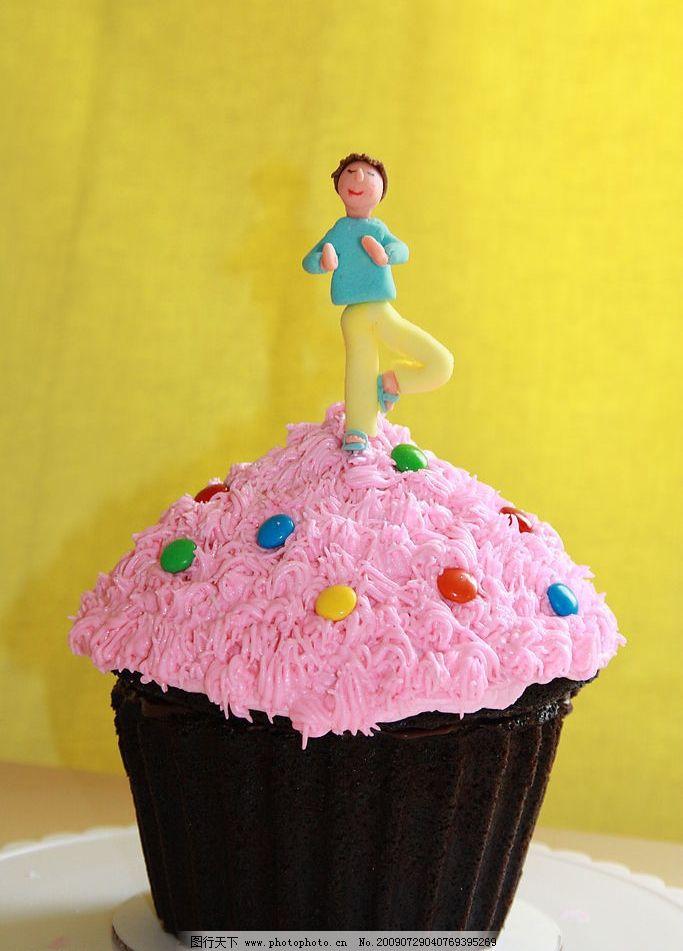 麦芬 玛芬 蛋糕 点心 公仔图片