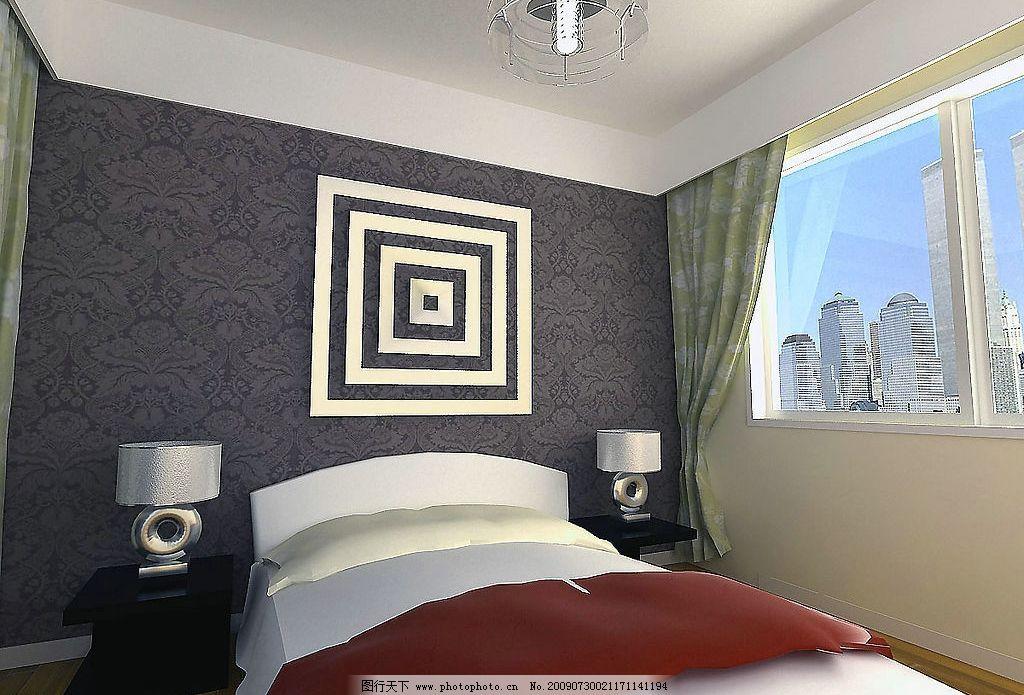 背景墻 房間 家居 起居室 設計 臥室 臥室裝修 現代 裝修 1024_695