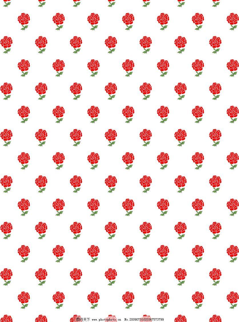 大红花纹图片