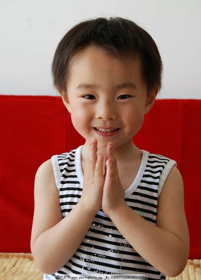 小女儿 儿童 女儿 女孩 小孩 写真 宝贝 可爱 天真 微笑 人物图库