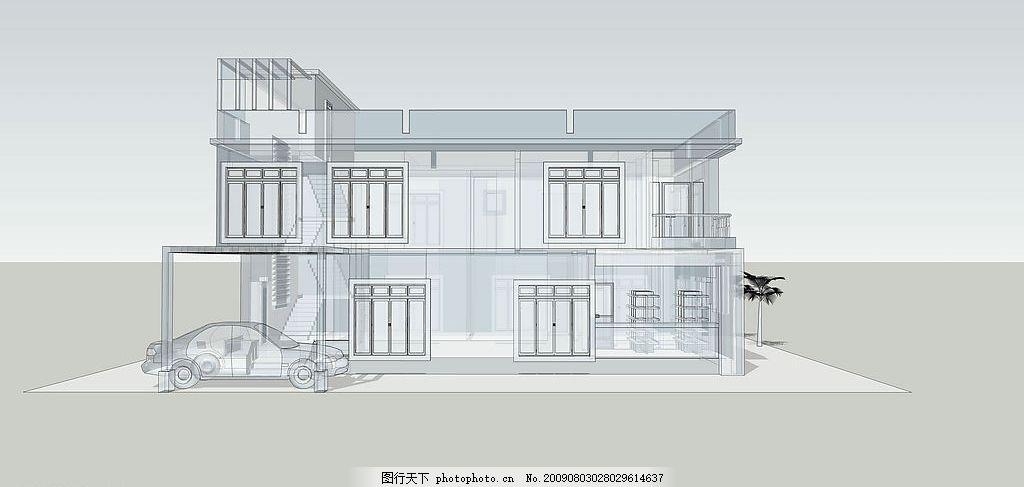 建筑结构图