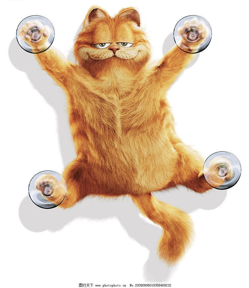 加菲猫图片 加菲猫 可爱 贪吃 卡通 漫画 动漫动画 动漫人物 设计图库