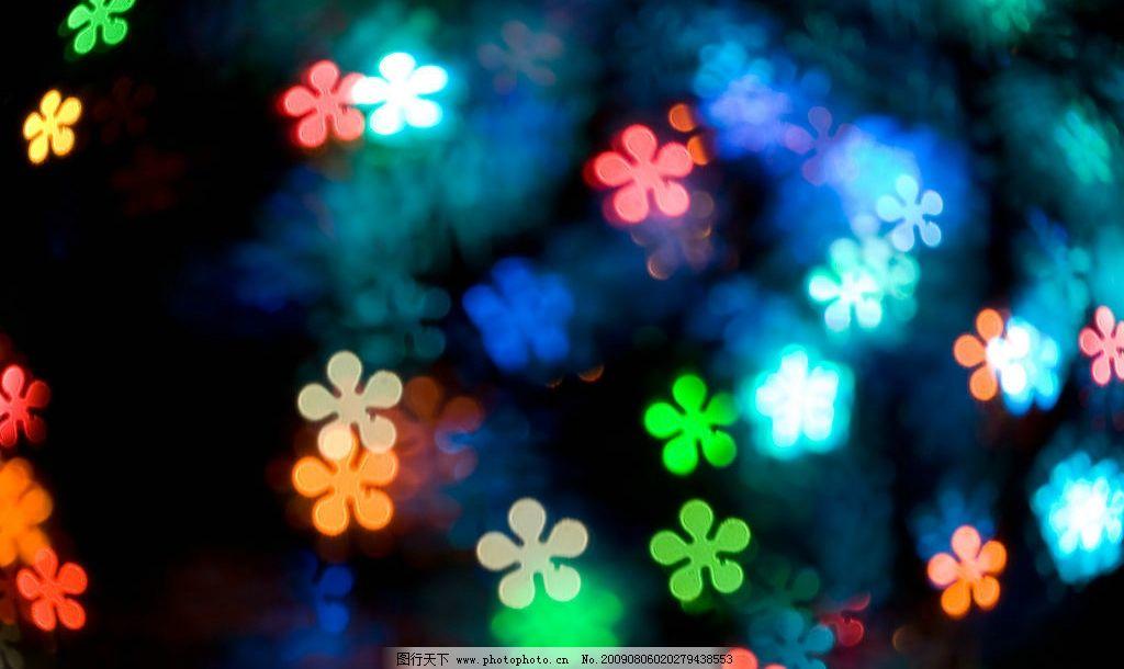 荧光花朵 荧光 背景 花朵 底纹边框 背景底纹 设计图库 240dpi jpg