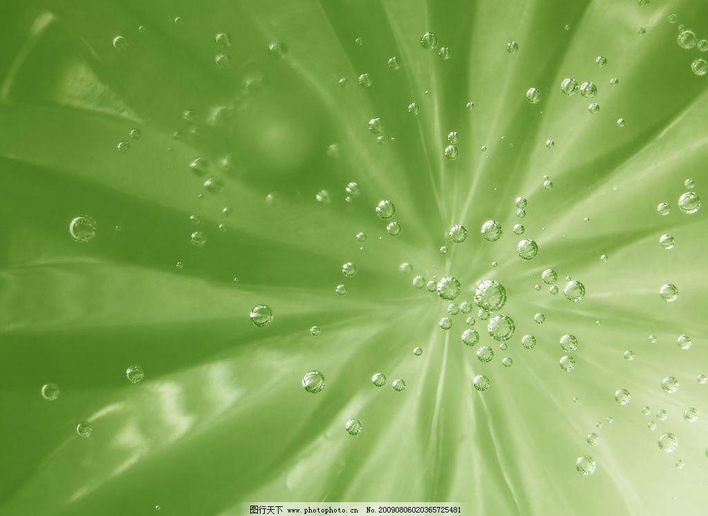 绿色 水 液体 水滴 底纹边框 花边花纹 设计图库 300dpi jpg