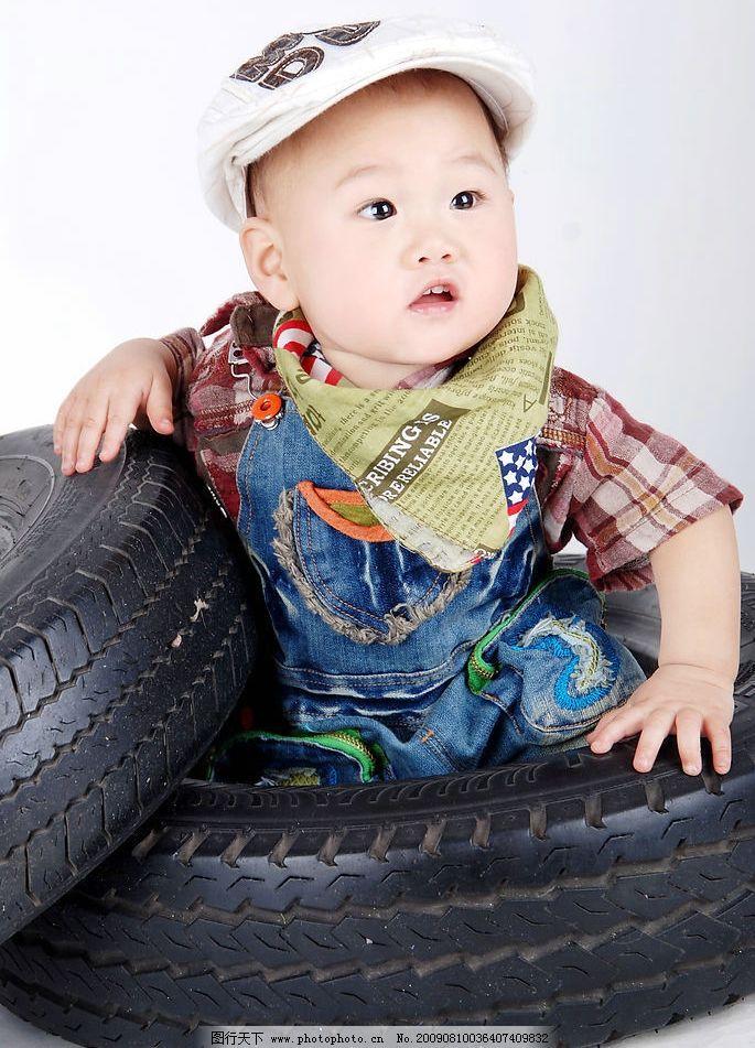 韩版孩子可爱妆容图片