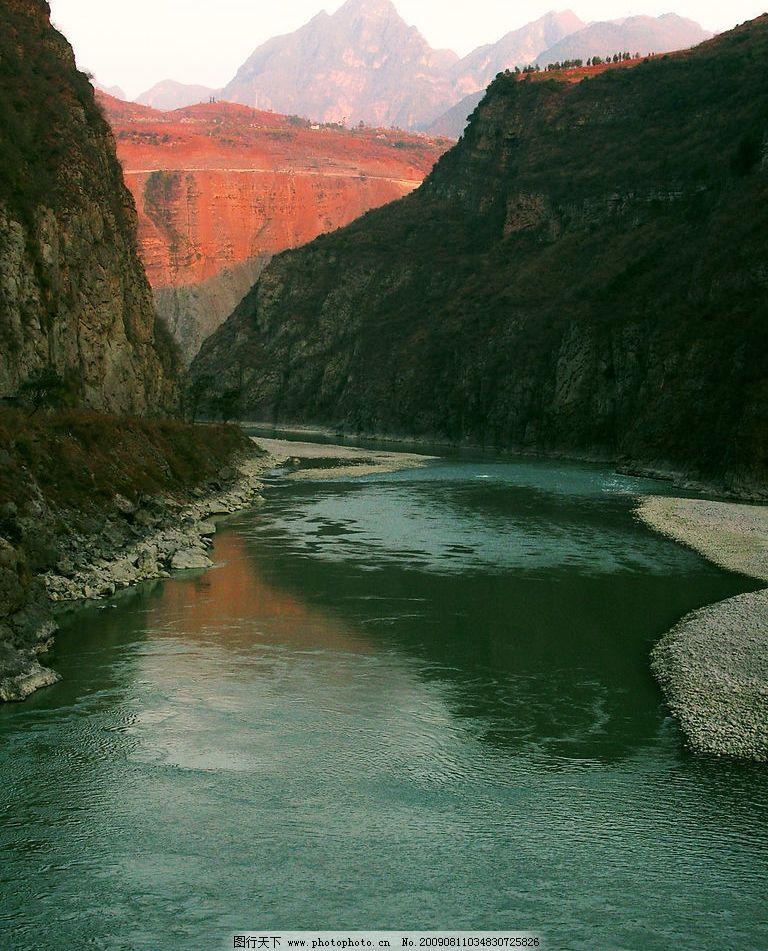 設計圖庫 自然景觀 自然風景  大渡河峽谷 大自然 景觀 景象 天空