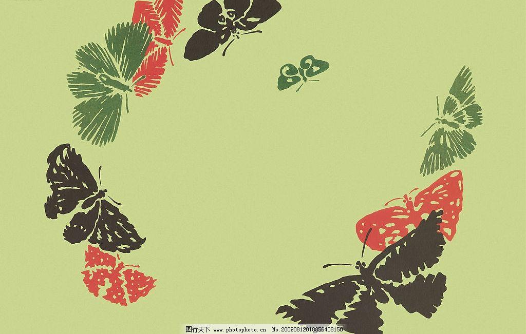 蝴蝶图 动物 昆虫 国外蝴蝶图案 蝴蝶群组 蝴蝶飞舞