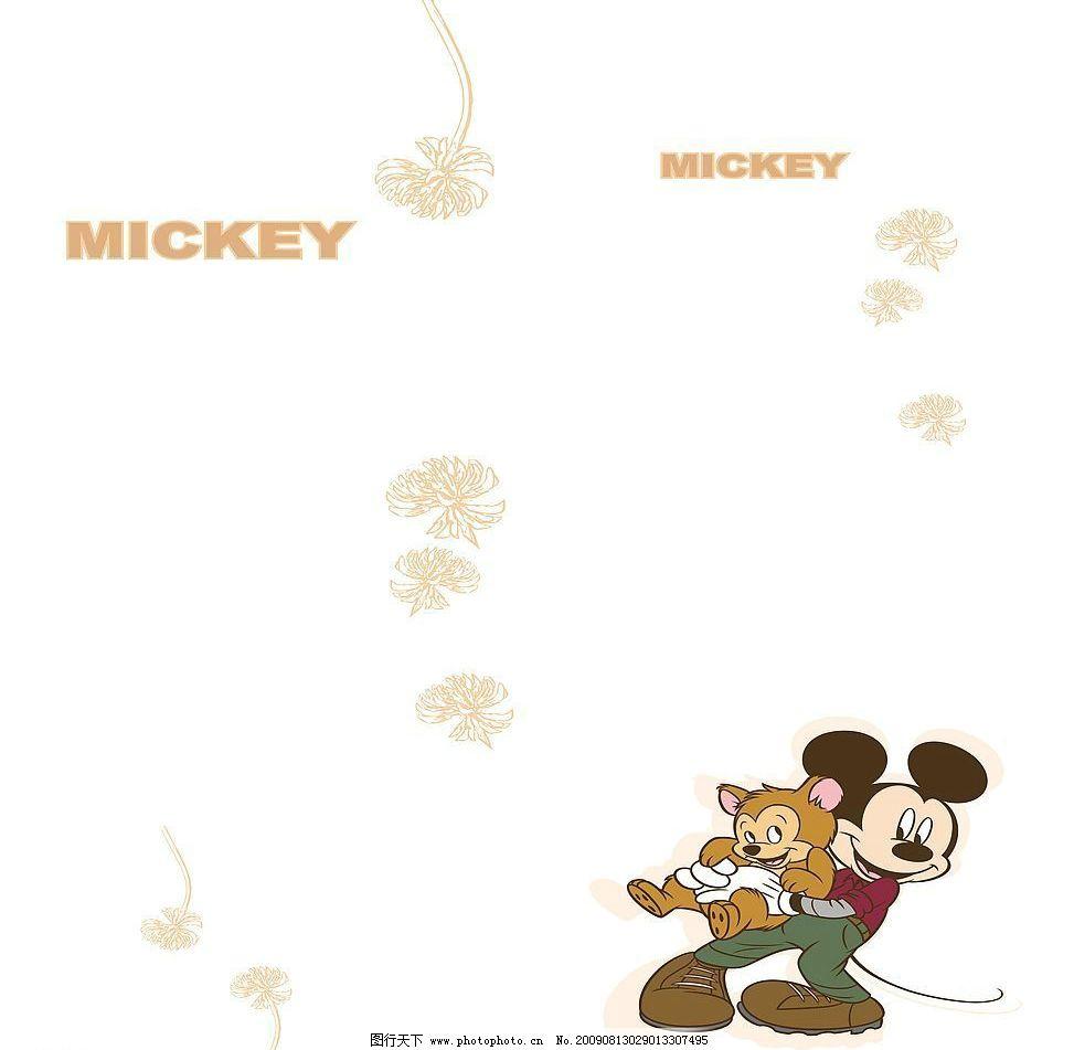 米奇伙伴 米老鼠 玻璃移门图案 卡通 动漫动画 动漫人物 其他设计