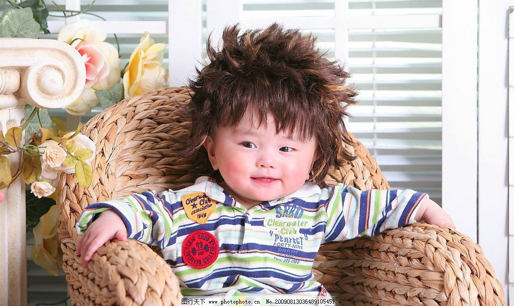 可爱童照zztbaby0101图片