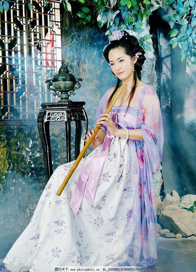 古装美女 古装 美女 人物图库 女性女人 摄影图库 72dpi jpg