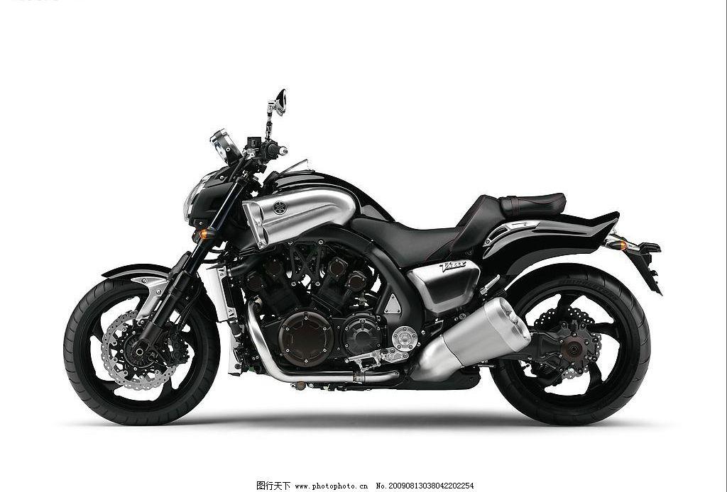 雅马哈vmax摩托车图片