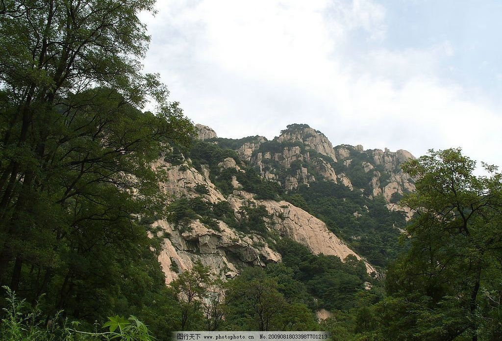 泰山风景图片