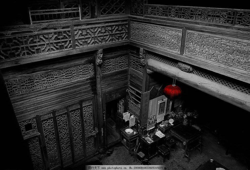 徽州木雕图片