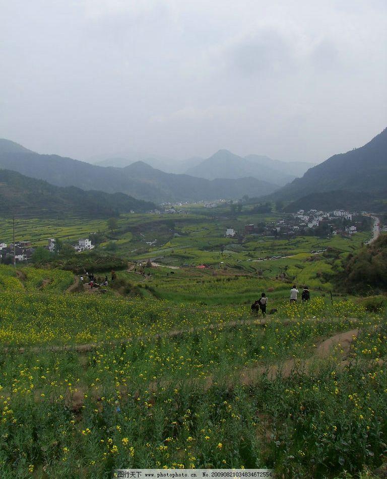 美丽山景图片_自然风景