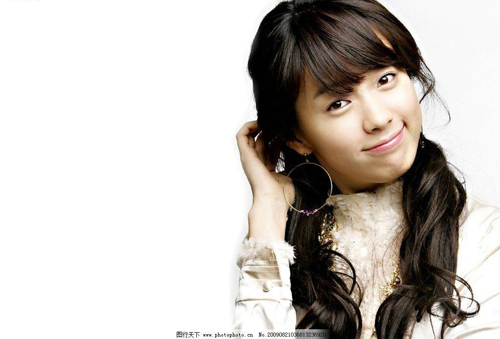 写真照片 美女 韩国明星 可爱 微笑 人物图库 女性女人 摄影图库 72