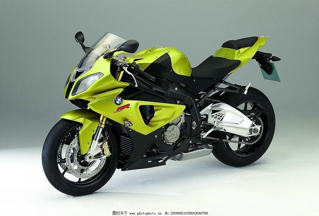 宝马s1000rr摩托车图片