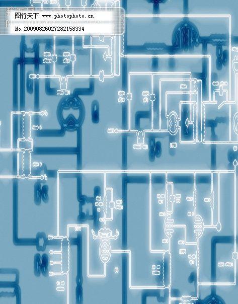 设计图库 底纹边框 广告背景  背景 电路板 电器 电子 金融 科技 设计