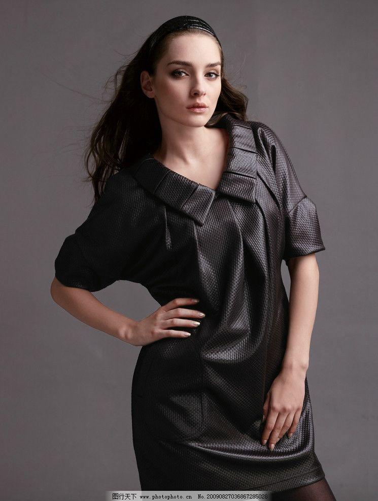 服装模特 女人 道明 时尚 秋装 国外弧 美腿 性感 服饰 长发