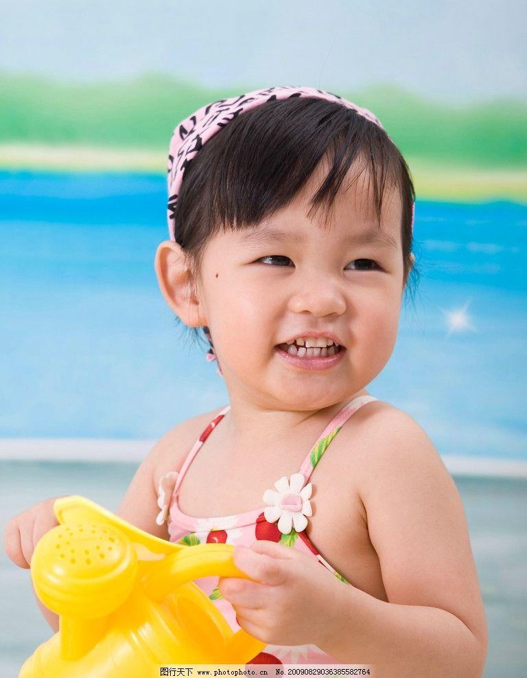 可爱小女生图片