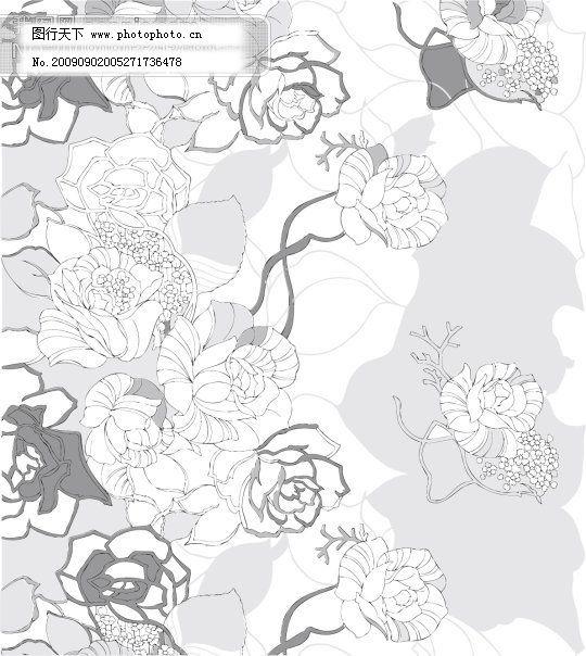 韩国手绘日记简笔画边框