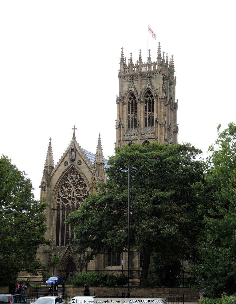 教堂 英国 伦敦 欧式 欧洲 建筑 国外 风景 旅游 欧洲英国