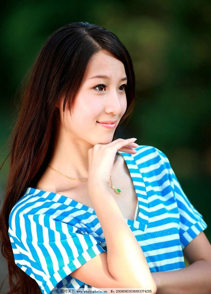 高清美女 温柔 美人 美丽 女性 女人 漂亮 长发美女 女性女人 人物