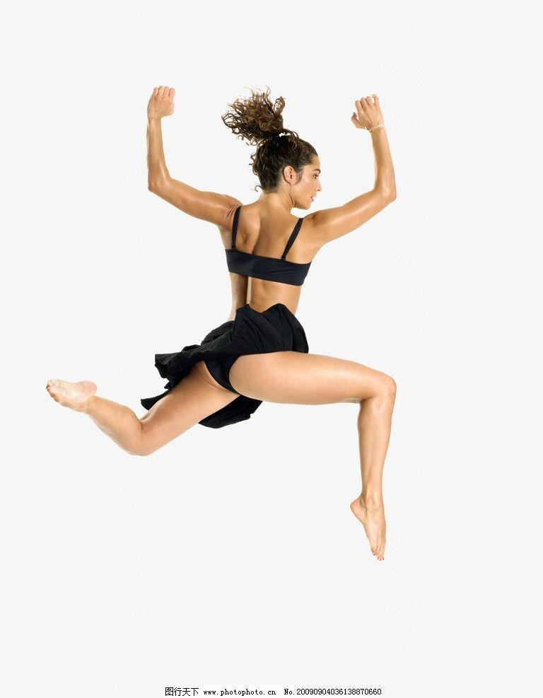 高清舞蹈人物图片
