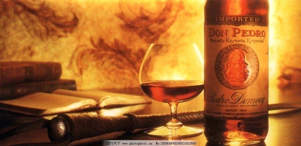 欧式红酒图片背景图片