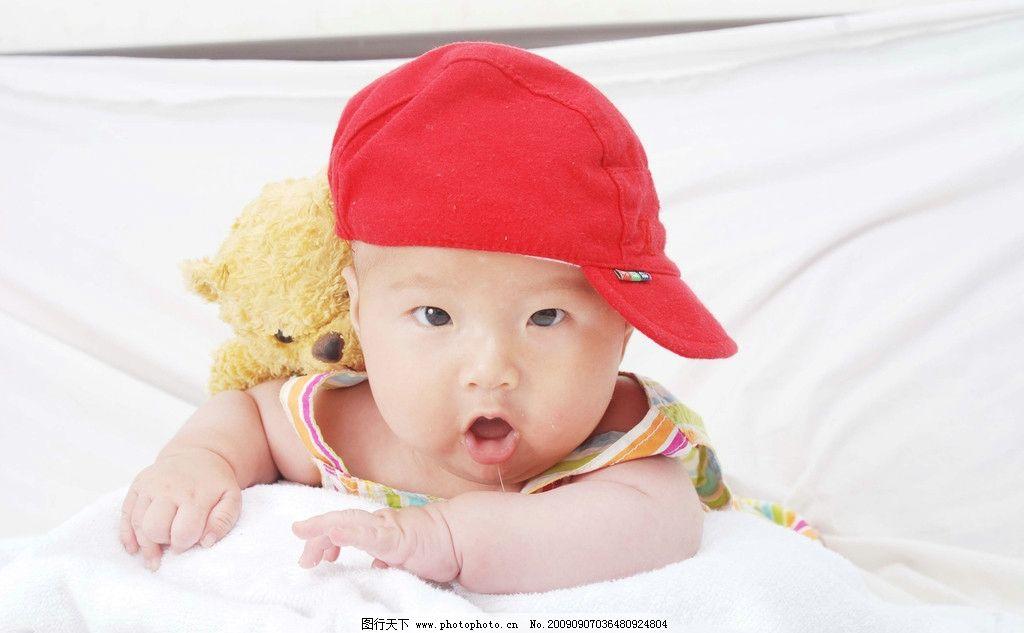 可爱的bb 宝宝 baby 儿童幼儿 人物图库 摄影 300dpi jpg