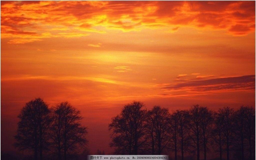 夕阳无限好 山 风景 自然风光 自然景观 设计 72dpi jpg