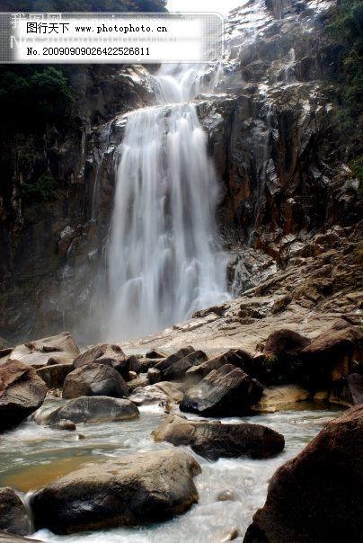 丰顺龙归在瀑布 丰顺龙归在瀑布免费下载 风光 景点 旅游摄影